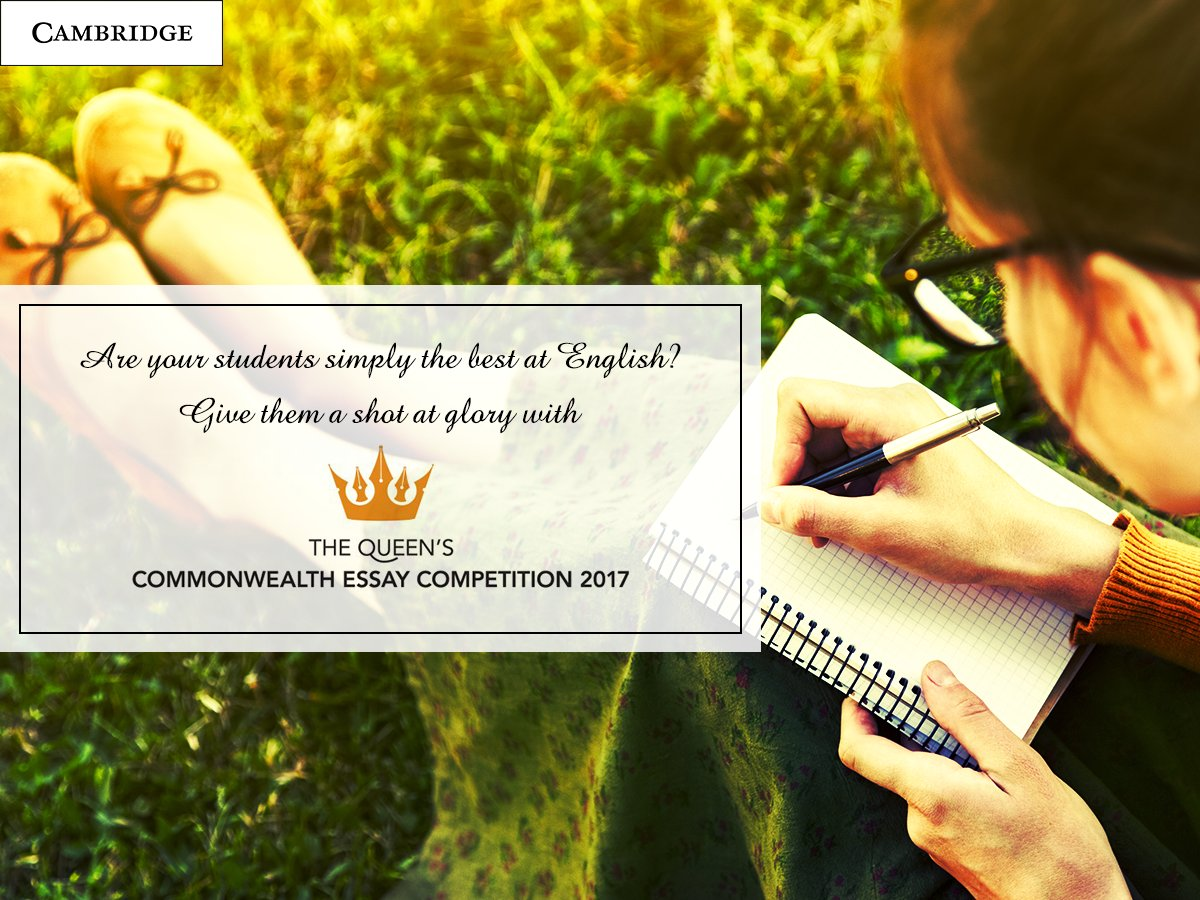 royal commonwealth society essay competition results 2011 The royal commonwealth society the queen's commonwealth essay competition 2017, launched on 21 sep 2016 is focused on the theme of a commonwealth of peace.