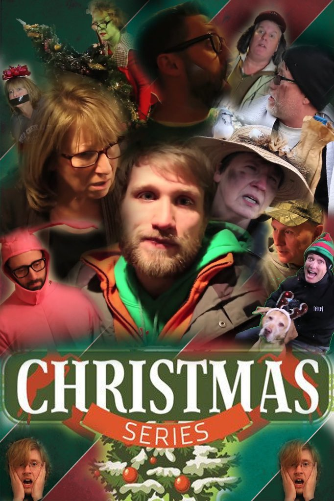 Jesse Ridgway On Twitter Quot Any Christmas Series Poster
