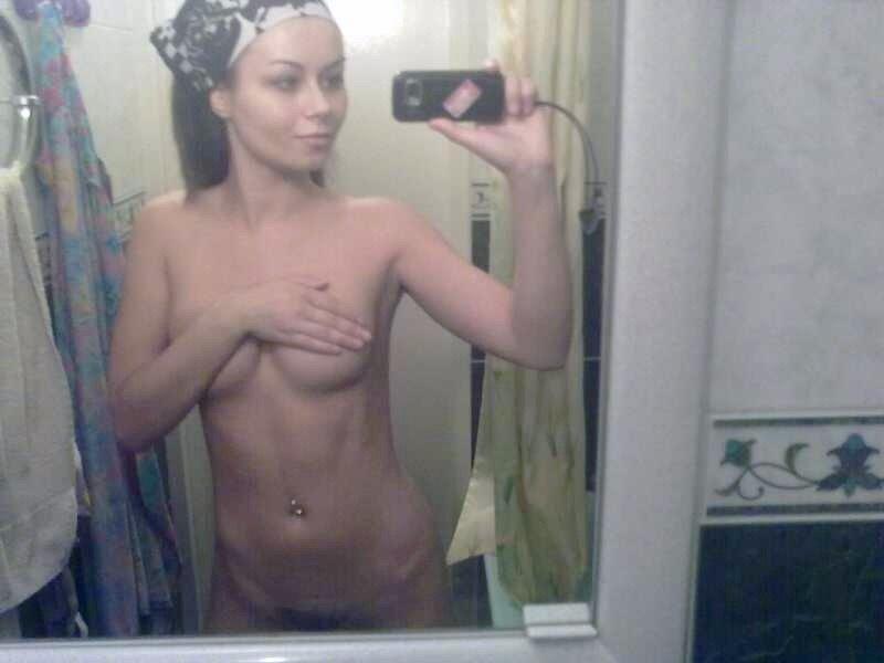 Nude Selfie 10099