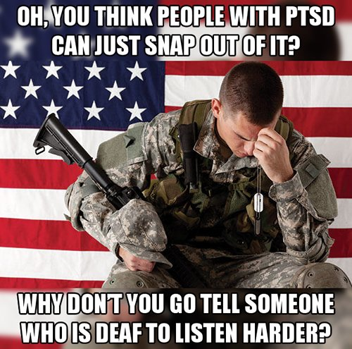 dating former marine with ptsd