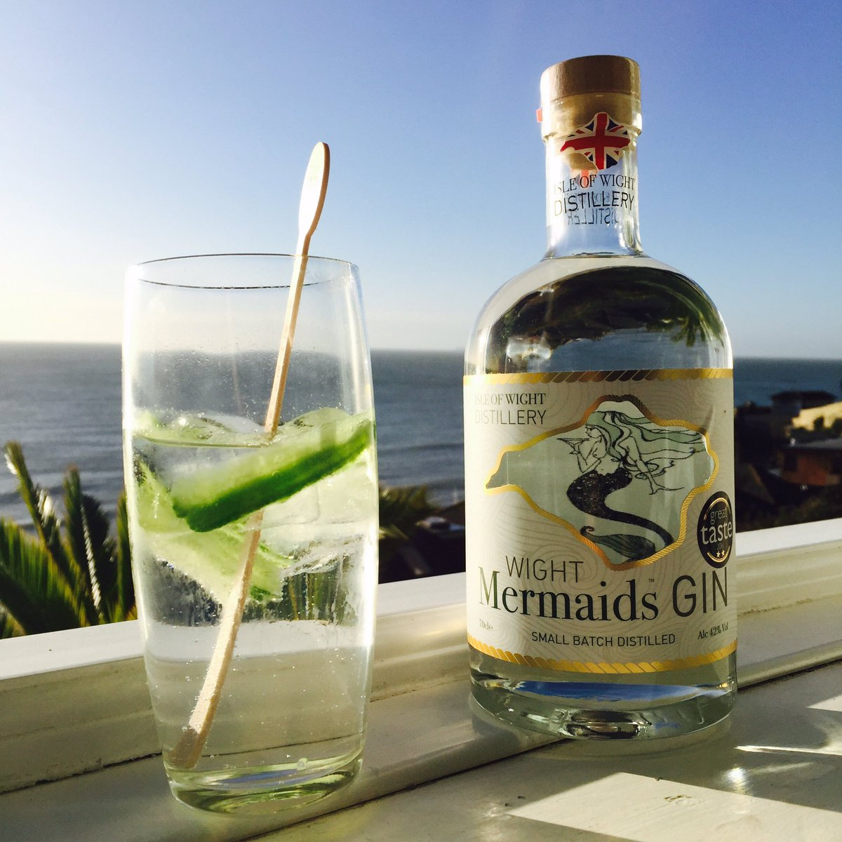 Image result for mermaid gin