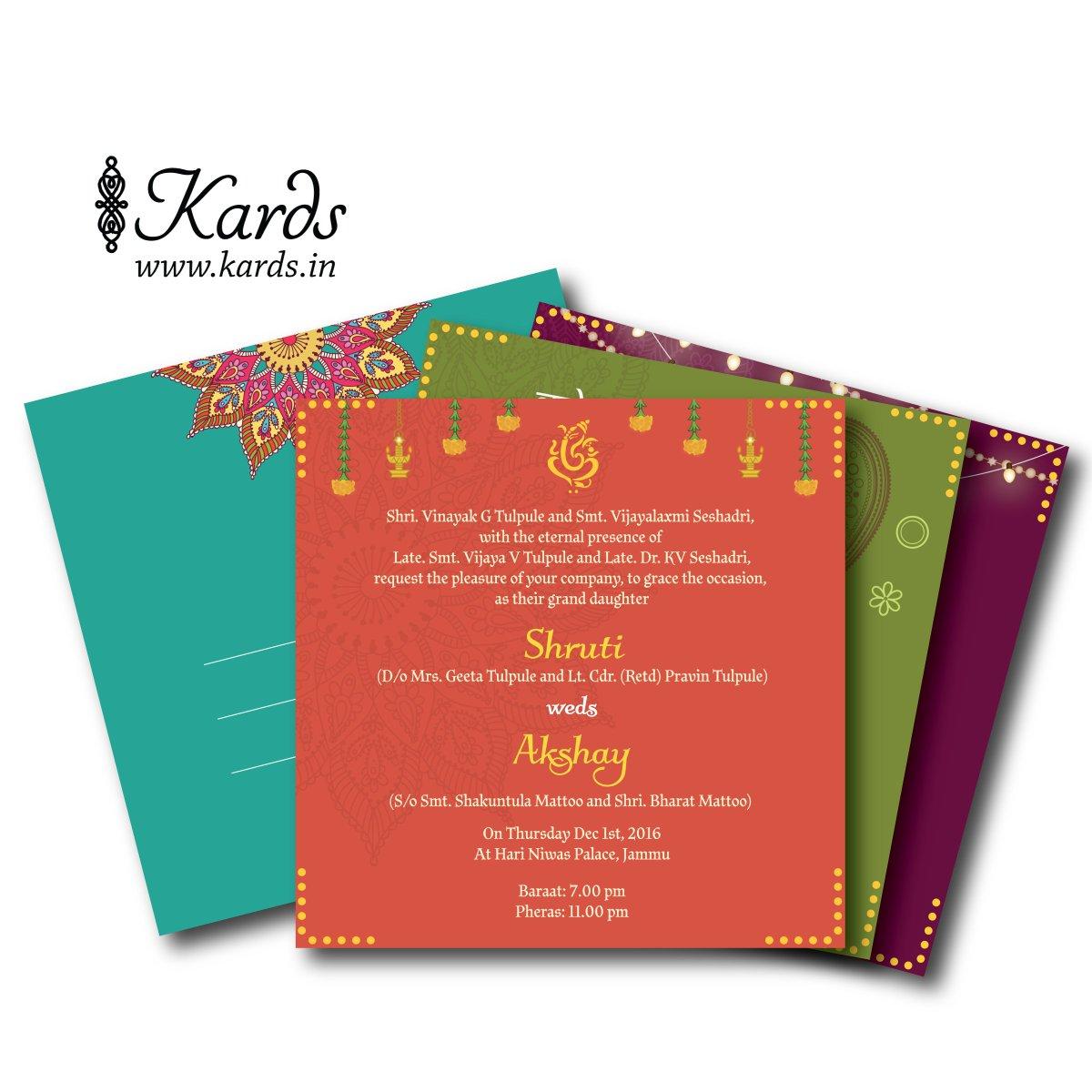 Kards Wedding Invita (@kards_in) | Twitter