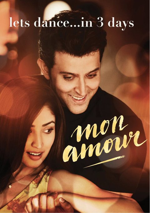For all you lovers out there, say I love you and say it with mon amour! #MonAmourIn3Days https://t.co/JPluoWMn5i