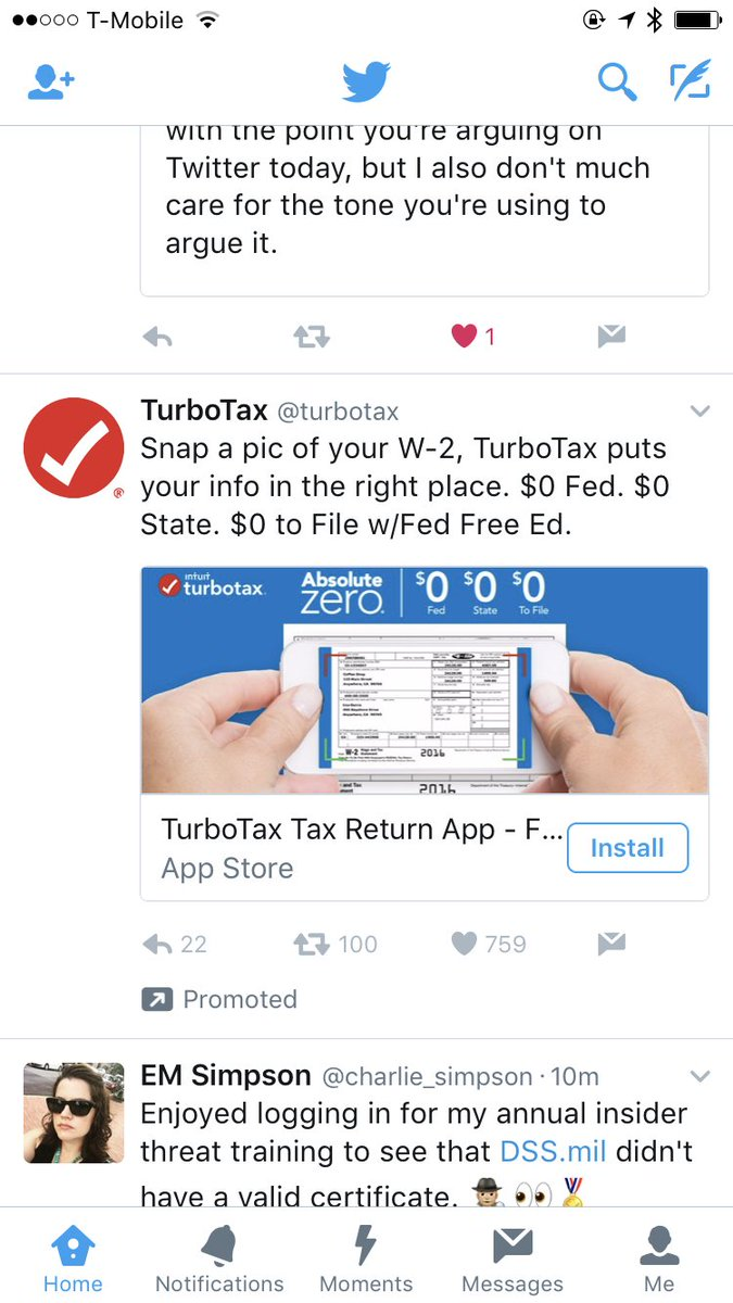 Every TurboTax ad should redirect to ProPublica's reporting https://t.co/rwGrfk4Pn3 https://t.co/oUK6fdKiKB