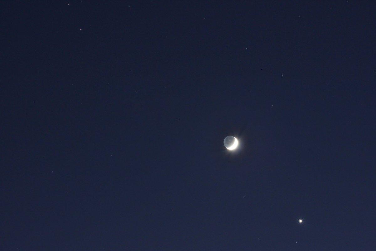 moon venus mars - HD1200×800