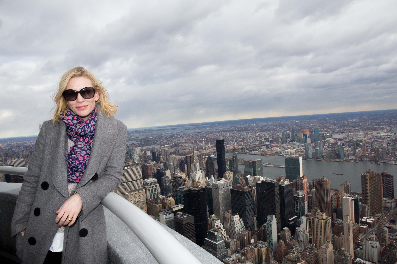 Cate Blanchett Empire State
