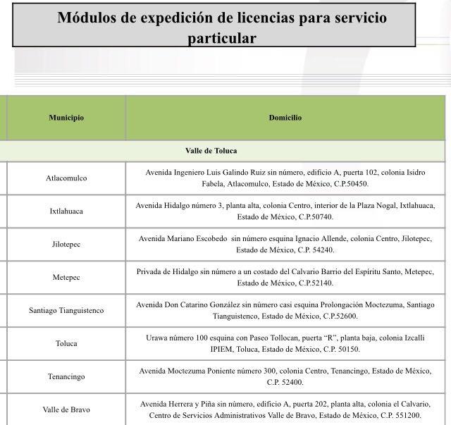 Secretaría Movilidad On Twitter Acércate A Nuestros