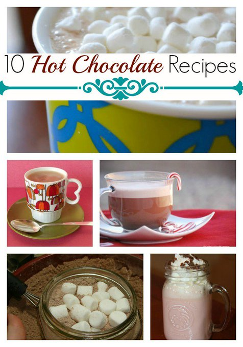 10 Hot Chocolate Recipes