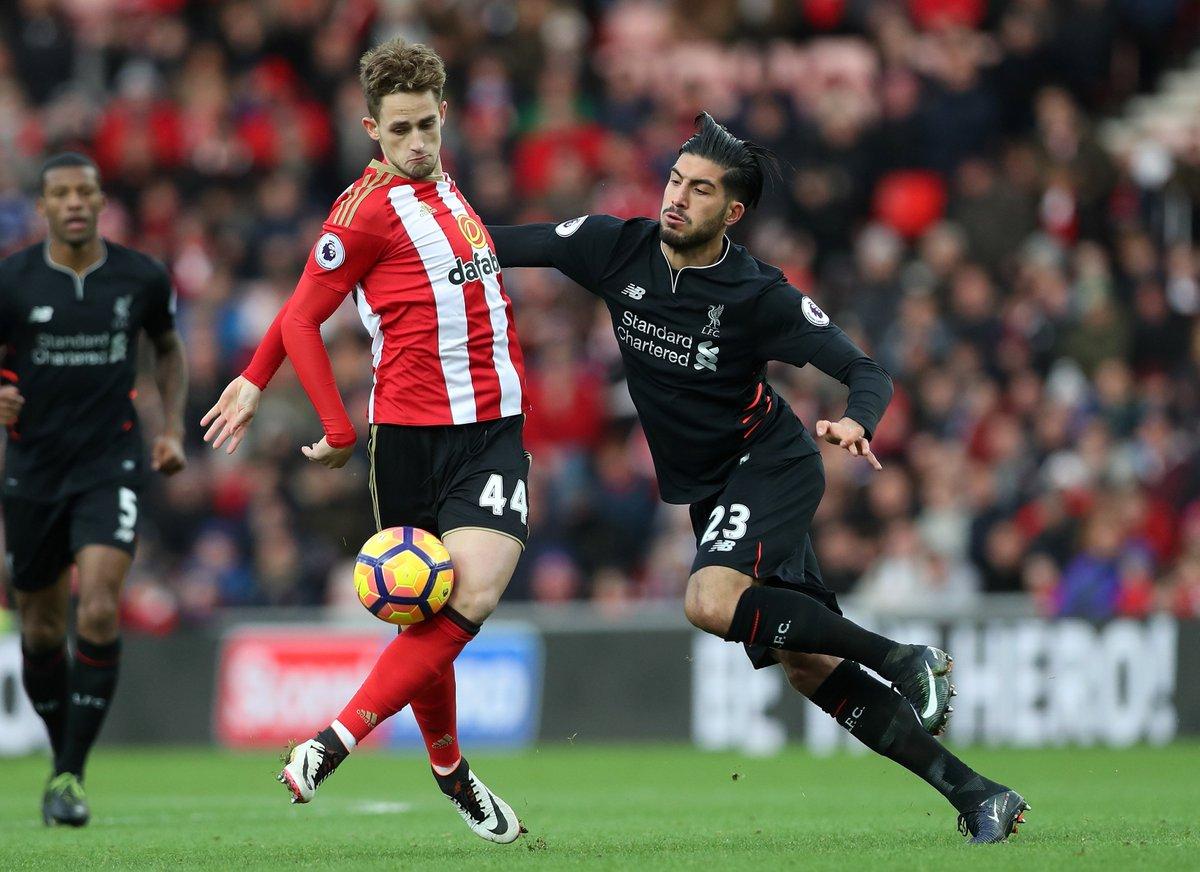 Lances de Sunderland 2x2 Liverpool - Premier League 16-17