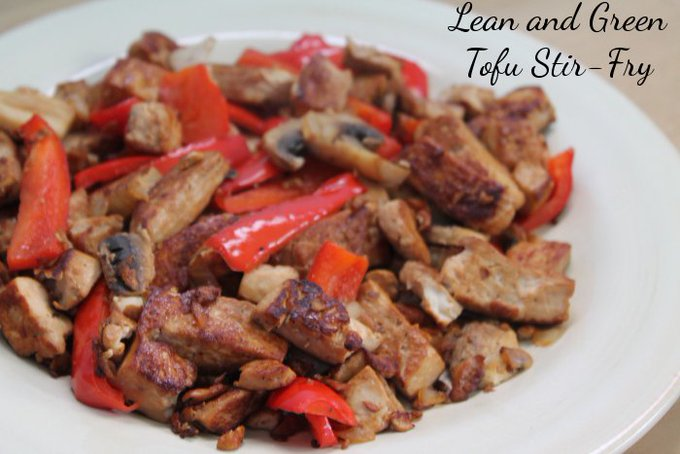 Fitness Friday: Lean and Green Tofu Stir-Fry Recipe — MomStart
