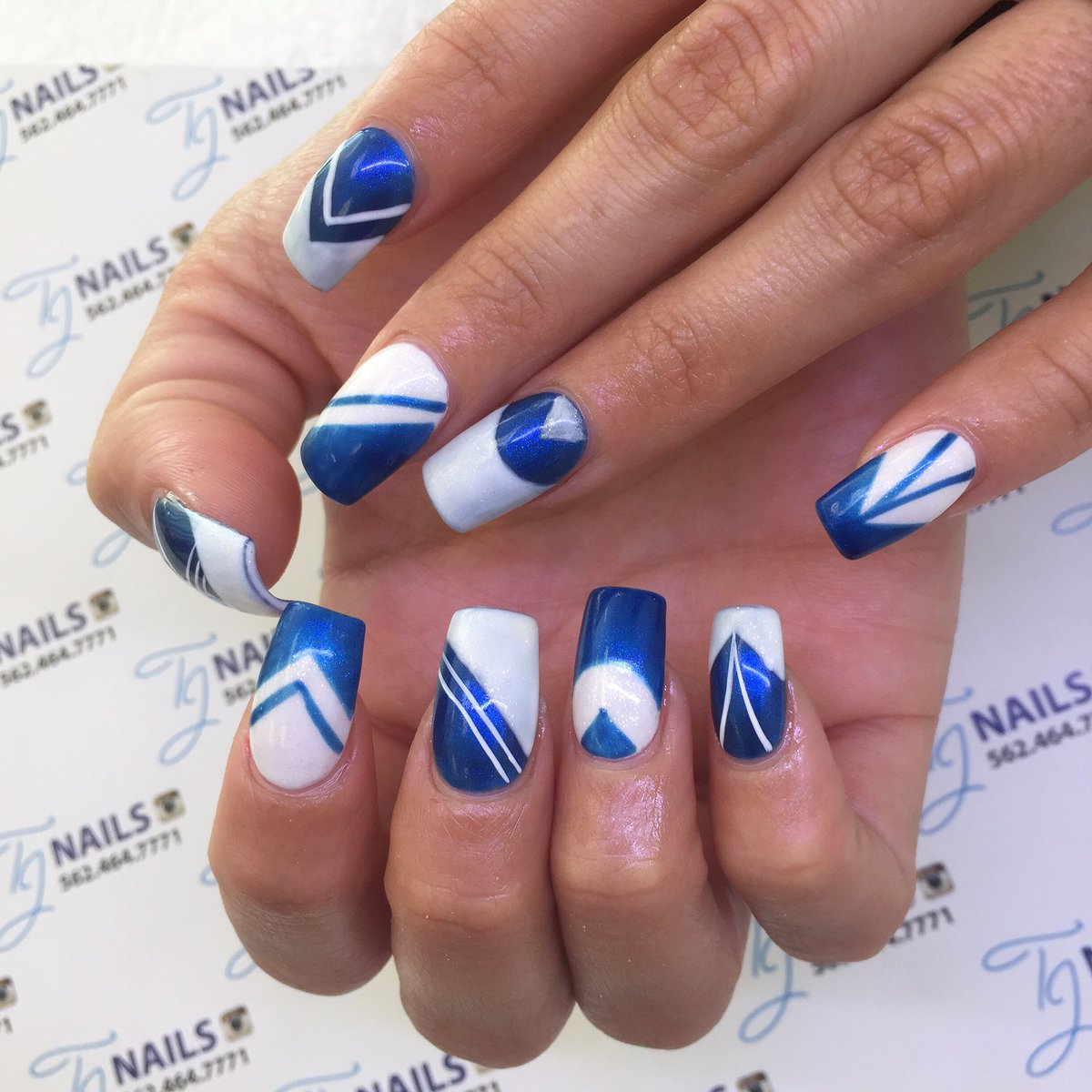 TJ Nails on Twitter: \