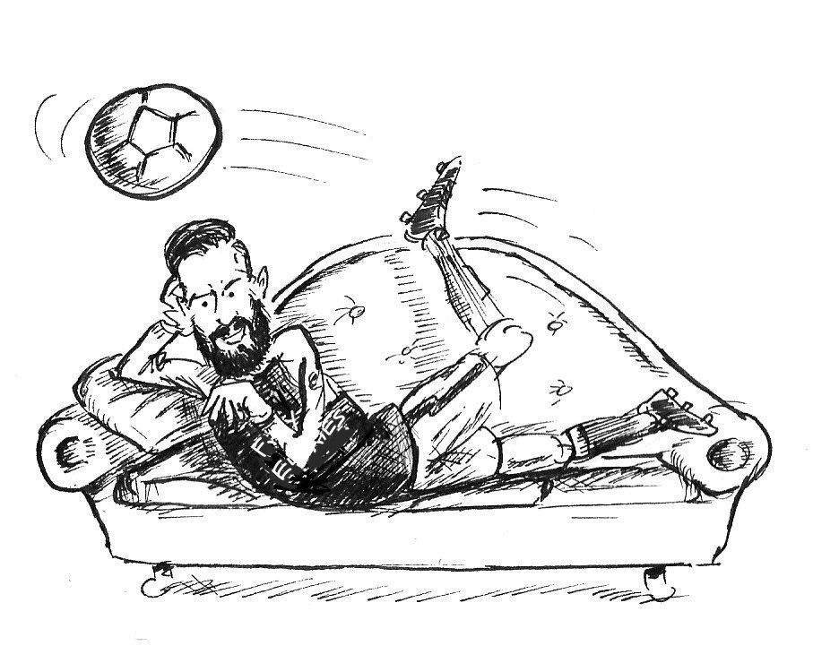 """""""Draw me like one of your French goals"""" #2017highlights #Giroud  (ta @pmohagan) https://t.co/0SOwKK3K8F"""