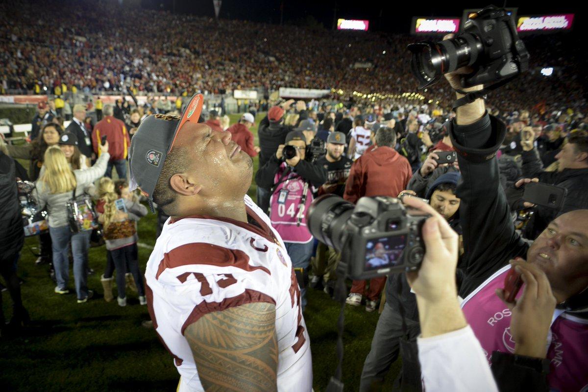 USC battono Penn State nel Rose Bowl