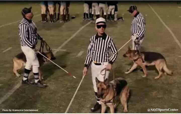 @ClaudePelon From TweetCaster - @NOTSportsCenter: The #RoseBowl officiating crew: https://t.co/gR9lmjZLvz
