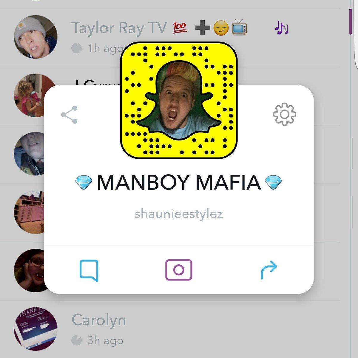 Manboymafia snapchat
