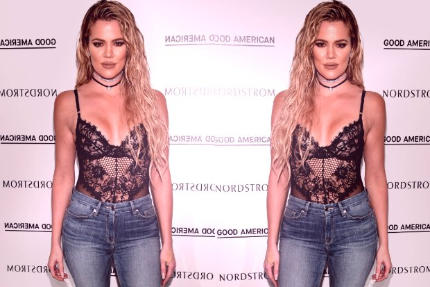 This Week in Kardashian Fashion: Khloé shows off her Good American assets