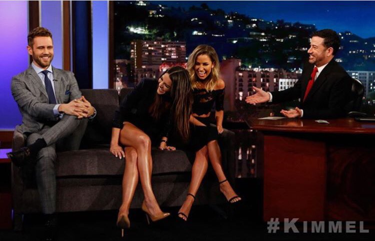 Kimmel - Nick Viall - Bachelor 21 - Episode 1 - Jan 1st - Jan 2nd - *Sleuthing Spoilers* - Page 37 C1Nzd6oVEAAXyZ8