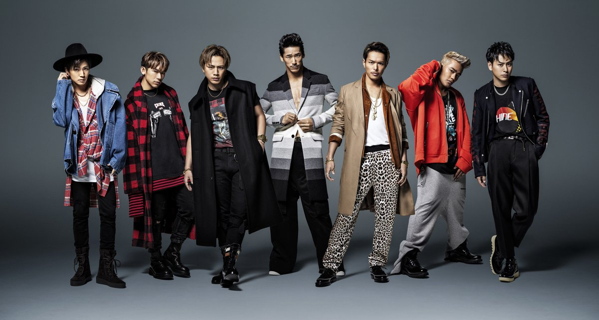 JSB『THE JSB WORLD』