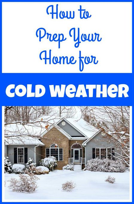 How to Prep Your Home for Cold Weather