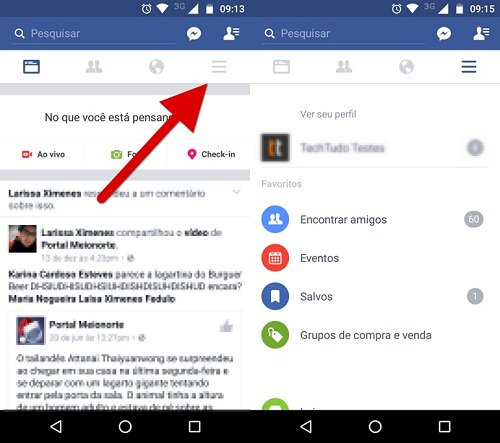 Thumbnail for Enviar e postar vídeos em HD no Facebook para Android