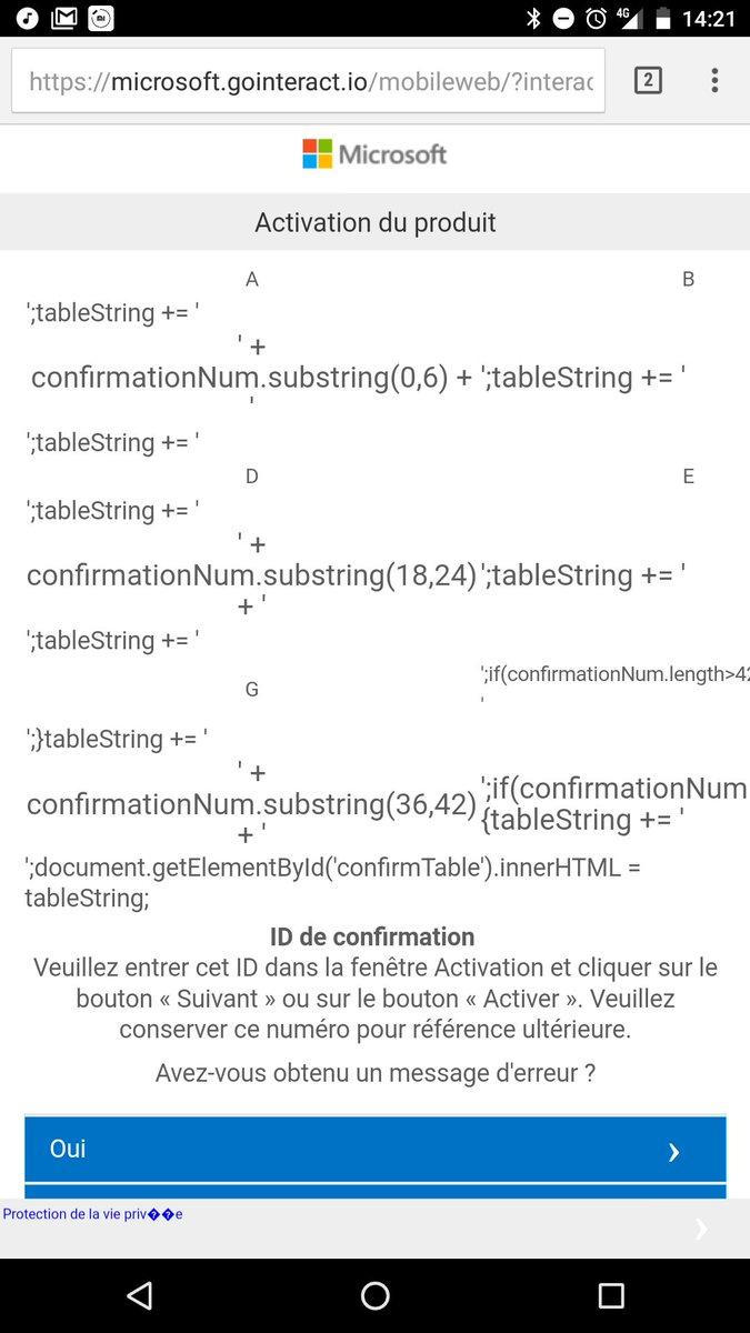 code activation windows 7 edition familiale premium