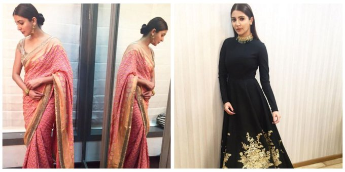 5 Times Anushka Sharma Gave Us Ethnic #OOTD Goals