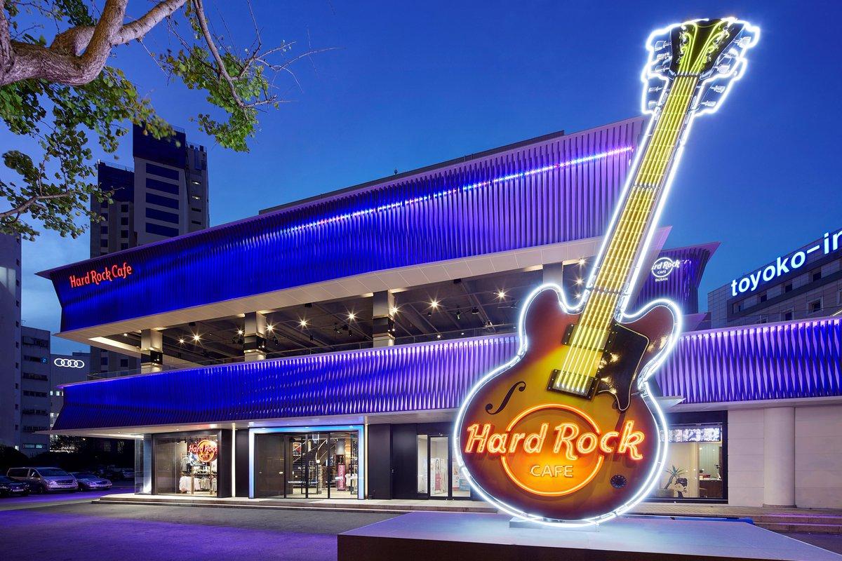 Hard Rock Cafe Busan https://t.co/waNlzOXcMn