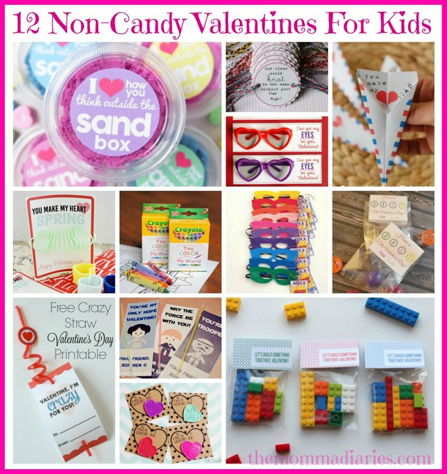 12 Non-Candy Valentines For Kids