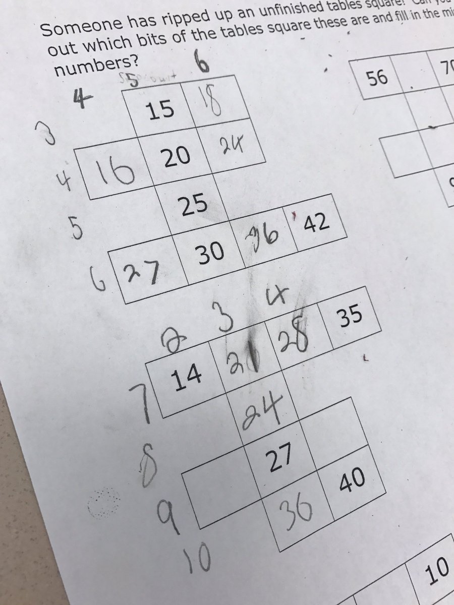 Kelly Ransier On Twitter Puzzle Solving By Using Patterns In A