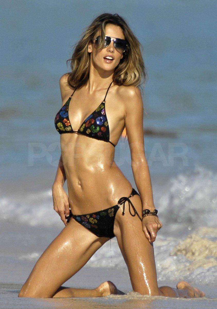 Alessandra Ambrosio Video Alessandra Ambrosio Desnuda Pudor