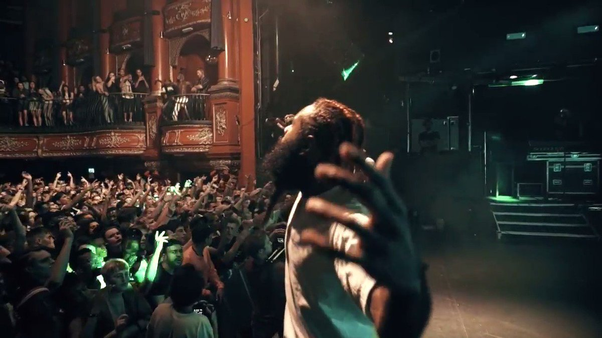 "Watch @FlatbushZombies get ""too nutty"" in our latest AAA live film https://t.co/fK9FmZKNPk"