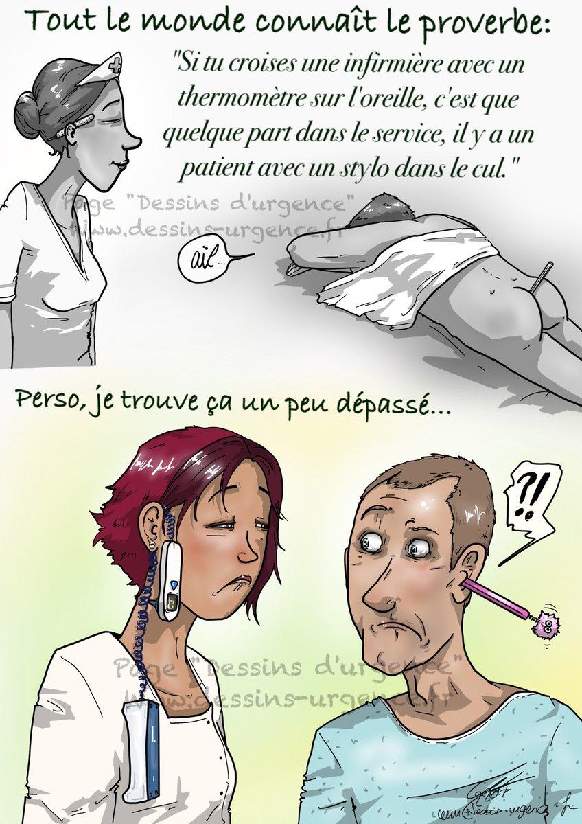 Dessins d 39 urgence dessins urgence twitter - Dessin infirmiere humoristique ...