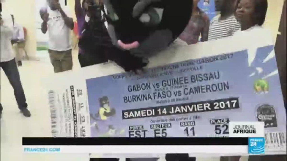 ⚽️ #CAN2017 : Le #Gabon 🇬🇦 peine à vendre les billets pour les matchs #Afrique via @JTAfrique