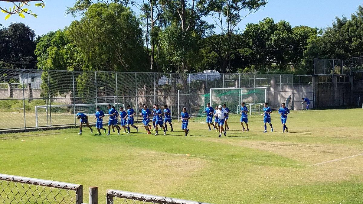 La Seleccion se prepara para Copa UNCAF 2017 en Panama. C1QsTzLUAAE_AP5