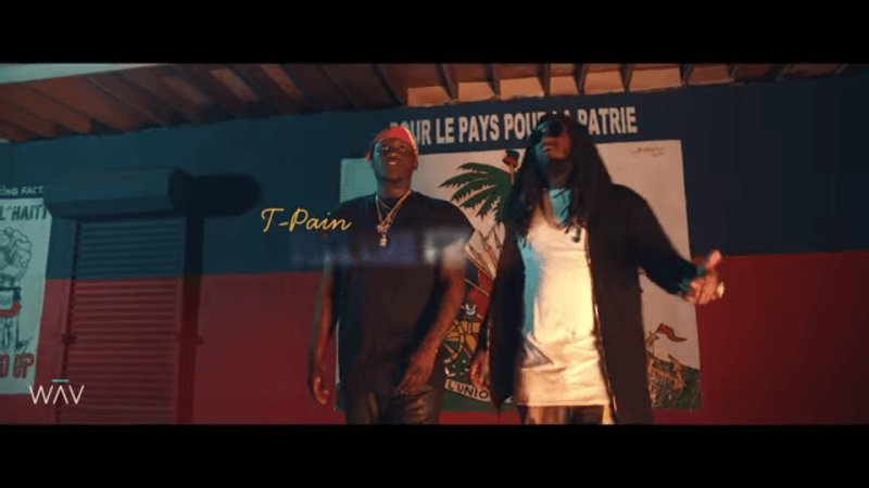 @Tpain x @ZoeyDollaz - Feel Like I'm Haitian (Official Video)  - https://t.co/JSRhwMSRys https://t.co/HUYjNM1MqD