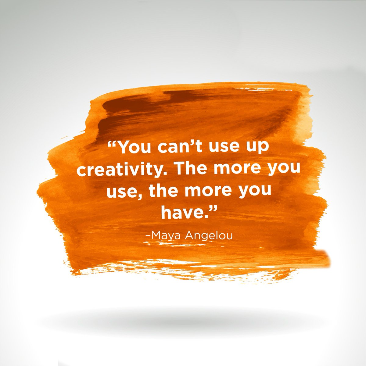 Getting back into #workmode with wise words by Maya Angelou #creativity #motivation https://t.co/K4qy5NA1t8