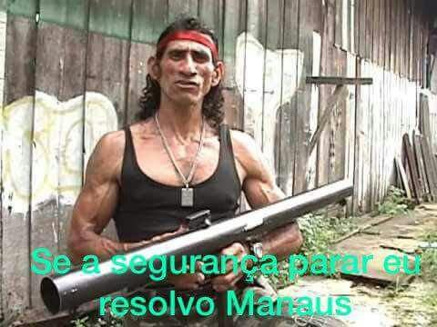 Chegou a hora de confiar nos super heróis amazonenses. Bora, vai lá Rambú da Amazônia! Resolve essa parada logo. https://t.co/Lw6C3gftxh