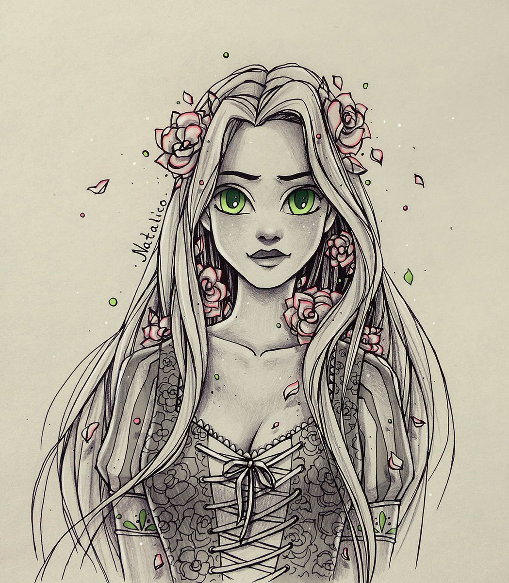 Natalico On Twitter Quot Roses In Her Hair 💕 Traditional