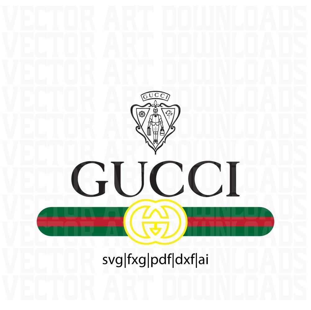 Vectorartdownloads On Twitter Gucci Og Inspired Logo Vector Art Svg Dxf By Vectorartdownloads Https T Co Bmk94wg7jh Via Etsy