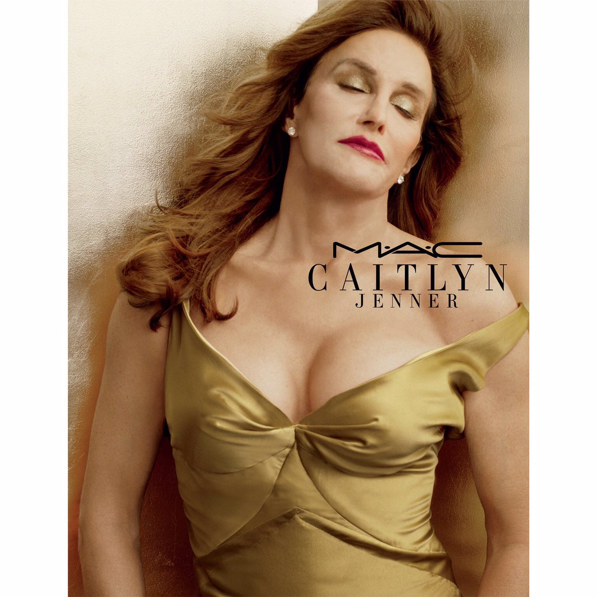 Caitlyn Jenner Announces Mac Line For 'All Sexes. All Ages. All Races'