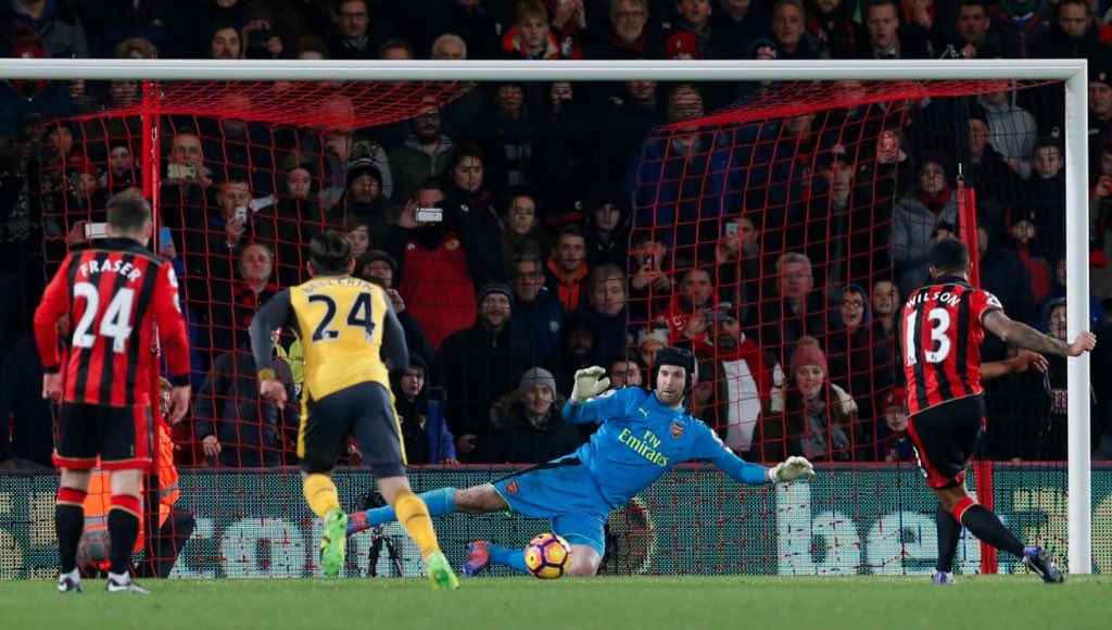Player responds to Arsenal fans' criticism about form