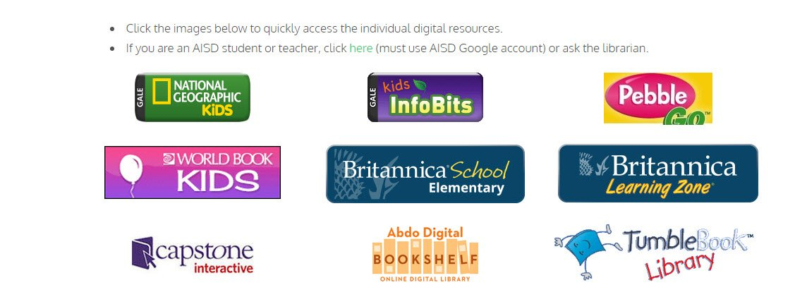 A2:Link in website w/ school district/grade level specific passwords linked via @GoogleForEdu acct #txlchat #arlingtech #aisdlibsrv https://t.co/nrl5IjFE7C