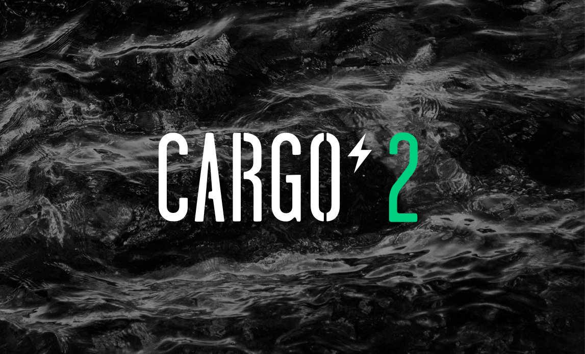 Cargo has entered its second stage. Beta release imminent. https://t.co/t0ZmVF4Euc