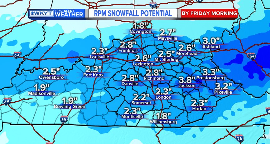 I really like this snow map from the RPM. #kywx https://t.co/zq0aLNPwUg