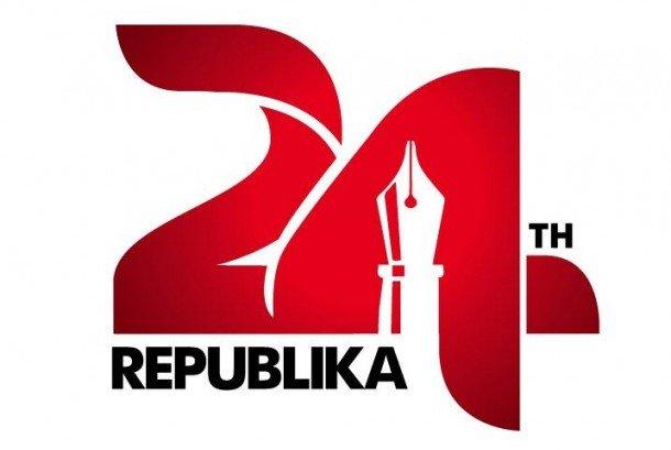 #Milad24REPUBLIKA | HUT Ke-24, Republika Tampilkan Sajian 'Melawan Berita Hoax' https://t.co/KSjFVCfTZt https://t.co/M9C2CB072l
