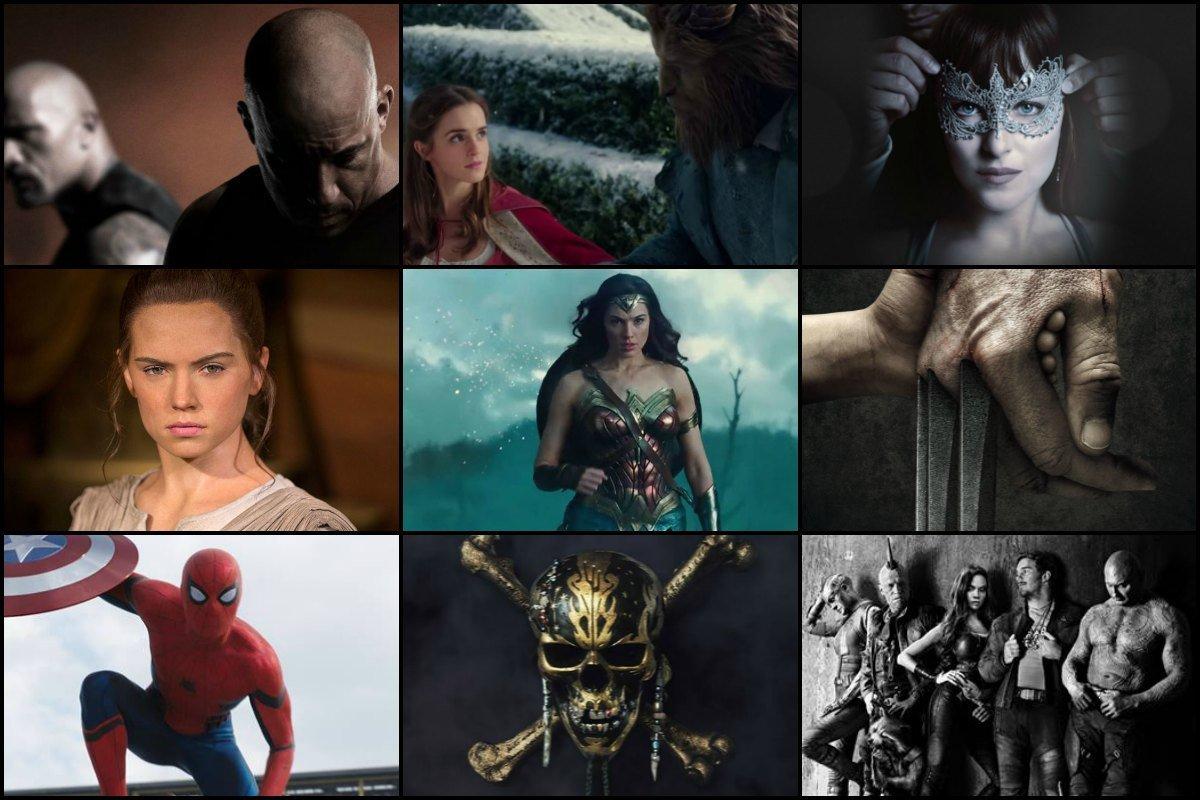 14 Film da vedere al Cinema nel 2017