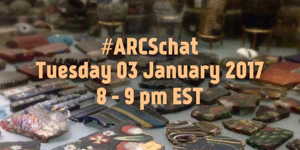Thumbnail for #ARCSchat 03 January 2017 - Registrar Resolutions for the New Year