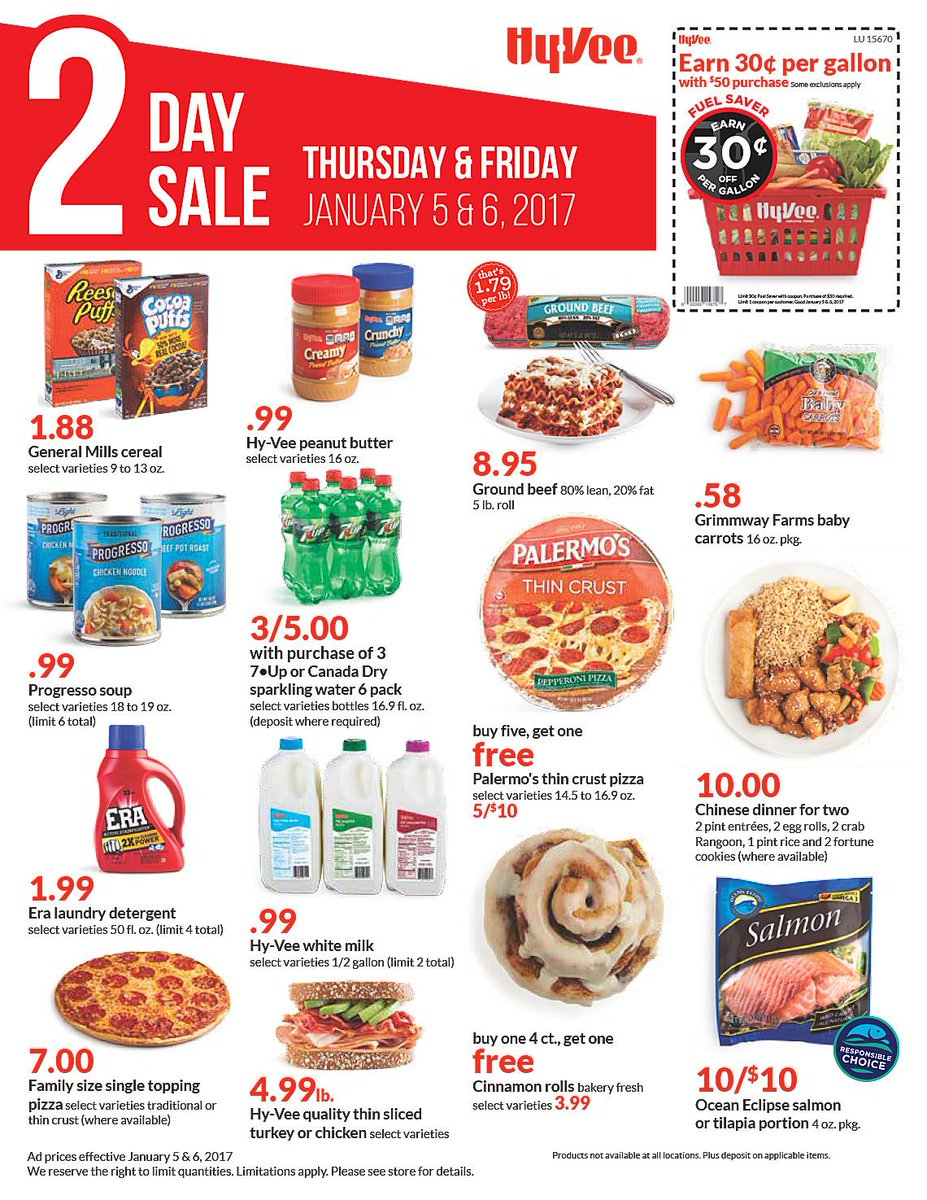 Start the new year off with some hot deals during our 2 Day sale Thurs...