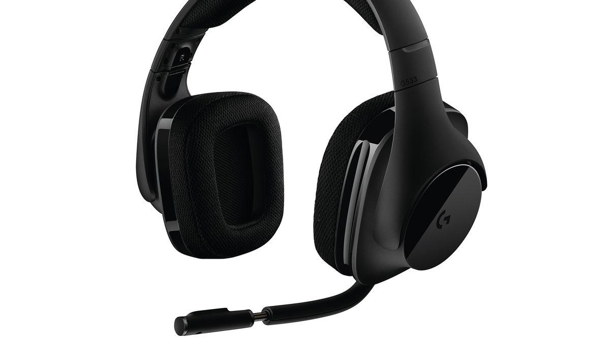 Logitech's G533 Wireless is a PC gamer's dream headset