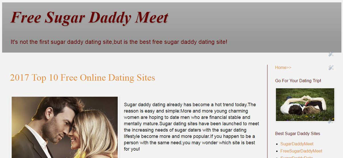 Free online dating sites 2017